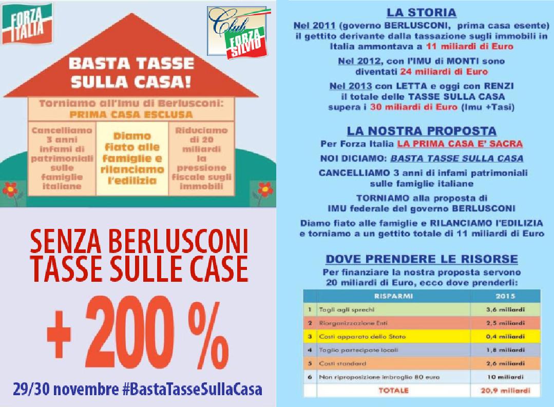 #bastatassesullacasa